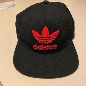Black & Red Adidas Originals SnapBack